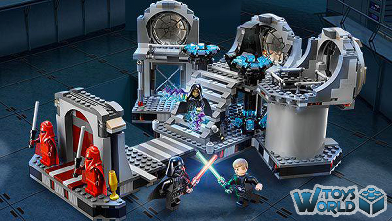 LEGO Star Wars: 'Death Star Final Duel' Set [75093] – ToysWorld