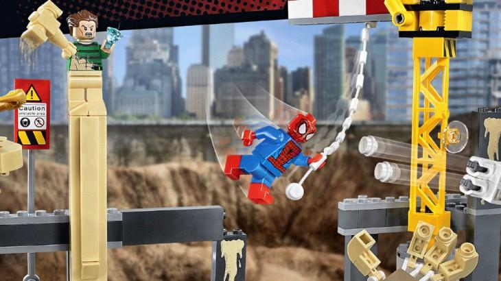 LEGO Marvel Super Heroes: 'Rhino And Sandman Super Villain Team-Up ...