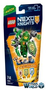 LEGO Nexo Knights: Ultimate Aaron
