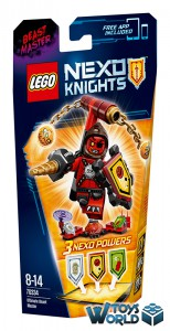 LEGO Nexo Knights: Ultimate Beast Master