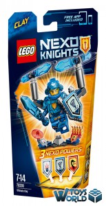 LEGO Nexo Knights: Ultimate Clay