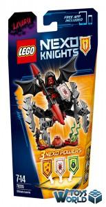LEGO Nexo Knights: Ultimate Lavaria