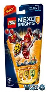 LEGO Nexo Knights: Ultimate Macy