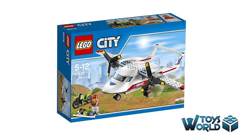 lego flyver city