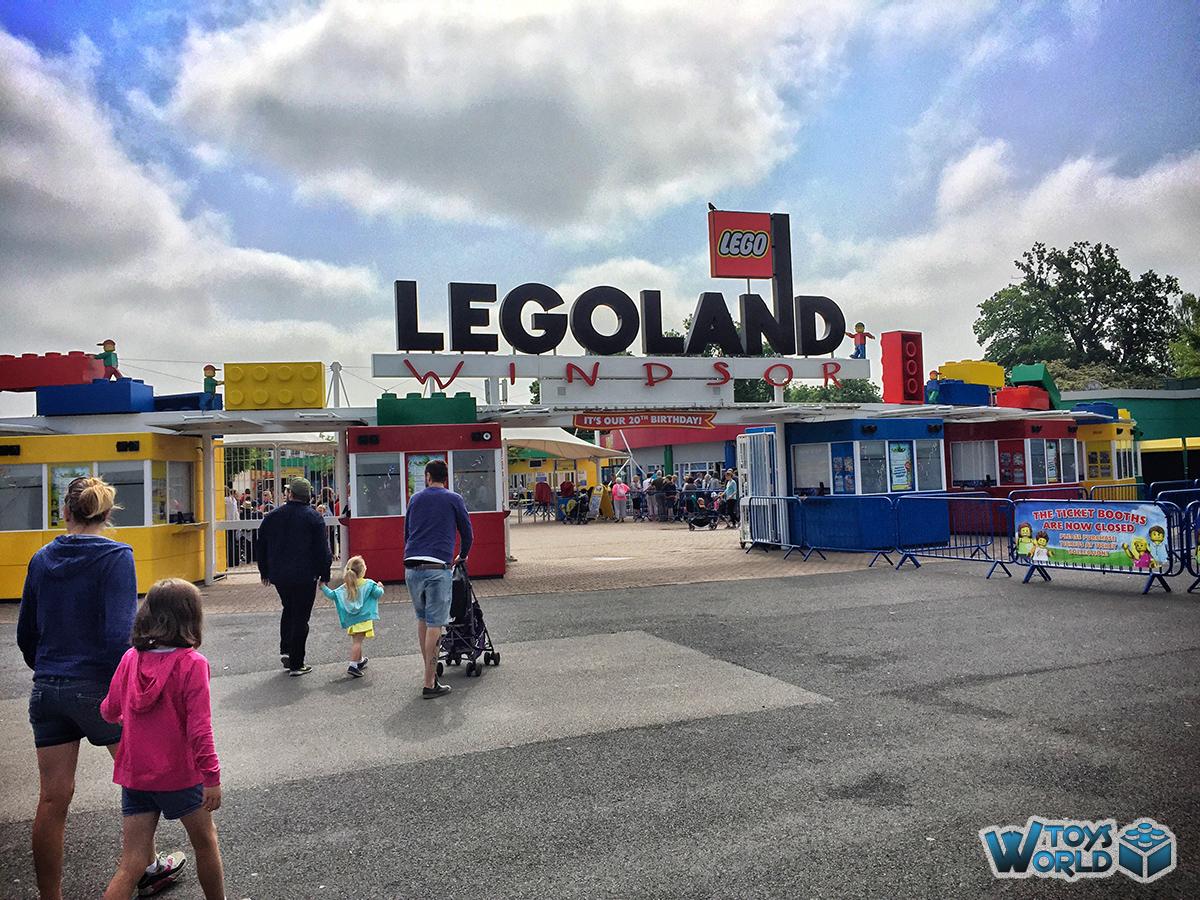 Days Out: LEGOLAND Windsor Windsor; UK - ToysWorld