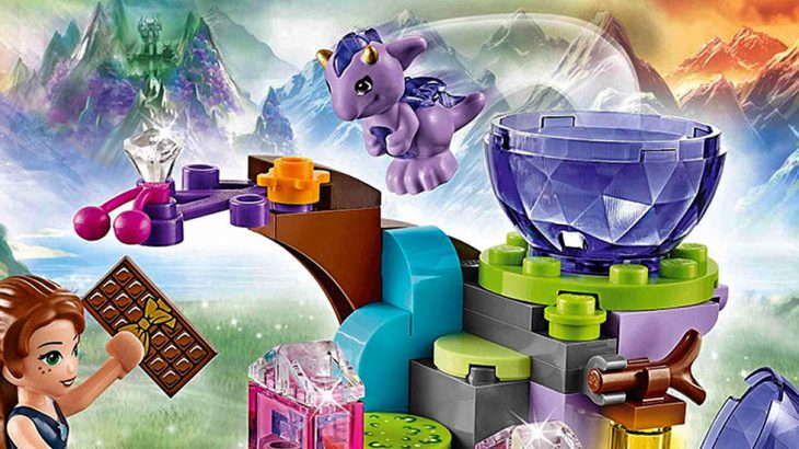 LEGO Elves: 'Emily Jones & The Baby Wind Dragon' [41171] – ToysWorld